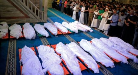 Seventh Day of Israeli Aggression in Gaza: 188 Martyr and 1,200 Injured