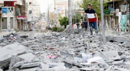 Gaza Faces Crisis of Water, Electricity Amidst the Israeli Attacks