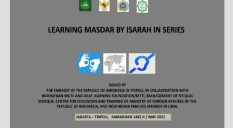 Learning Language By Isarah; Sharing Indonesian Best Practices