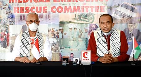 MER-C Sends A Surgeon Team to Gaza