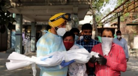 India Records 4,529 Covid-19 Patients Died in A Day