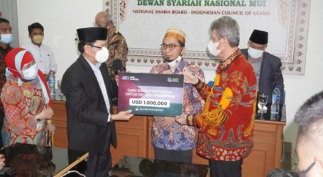 Indonesian Support for Palestine from Mosque to Mosque