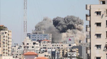 Israeli Attacks Destroy Al Jazeera and AP Offices
