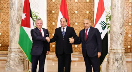 Iraq, Egypt and Jordan Hold Tripartite Summit in Baghdad