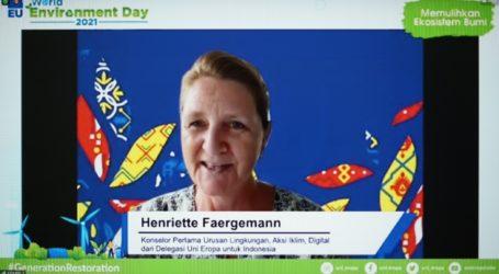Celebrating World Environment Day, EU Launches #GenerationRestoration Movement