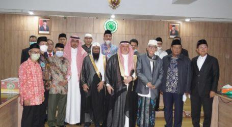 Saudi Ambassador Makes Clear News About Hajj to Indonesian Ulema Council