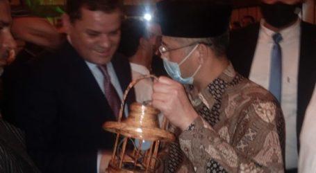 Appreciating Libya-Indonesia Collaborative Works for No Left Behind Development Program
