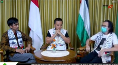 Indonesian Humanitarian AWG Holds Webinar Commemorate 11 Years Mavi Marmara Tragedy