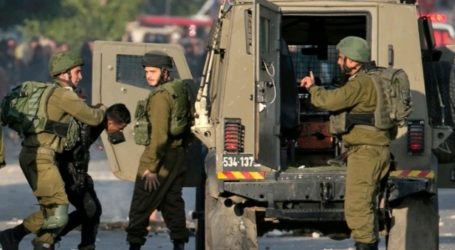 Israeli Occupation Launches Massive Campaign of Arrests throughout West Bank