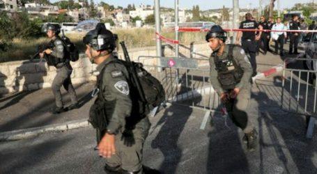 Israeli Military Bulldozers Close All Entrances to Sabih Mountain