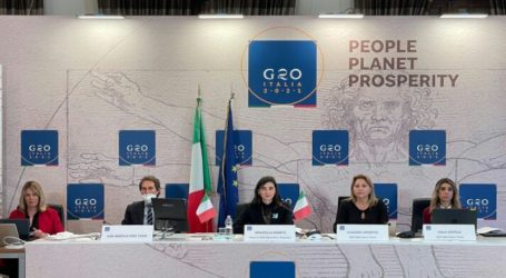 G20 Meeting Discusses Handling Covid-19, Global Recovery
