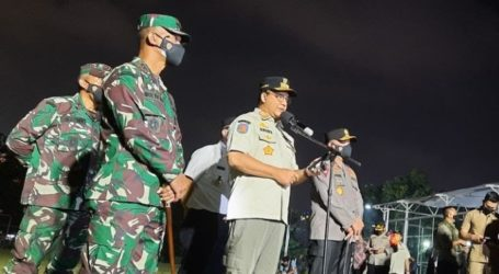 Governor: Jakarta Faces New Waves of Covid-19 Cases