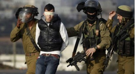 Israeli Forces Arrest 9 Palestinians After Storming Their Houses in West Bank