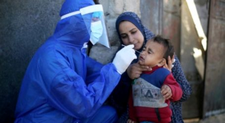 Coronavirus in Gaza, 1 Death and 113 New Cases During Past 24 Hours