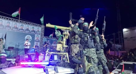 Al-Qassam Opens Recruitment of Fighters in Gaza