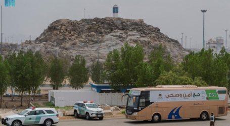 Hajj 2021: Pilgrims Arrive at Arafah