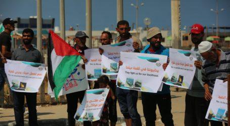 Fishermen in Gaza Call to Stop Israeli Violations Against Them