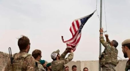 US Troops Officially Leave Afghanistan Airport