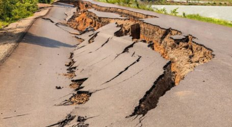 Magnitude 3.2 Earthquake Strikes Niworthern Palestine