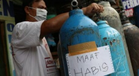 Indonesian Government Prioritizes Production of Medical Oxygen