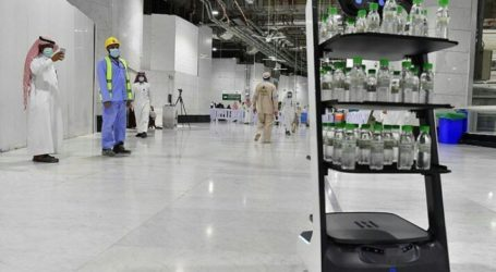 Saudi Arabia Becomes World Leader in Crowd Management