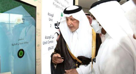 Ahead of Hajj, Saudi Issues First Smart Card