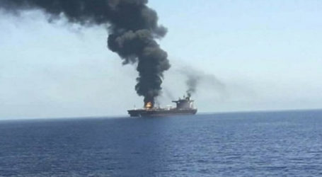 Israeli Ship Targeted by Mysterious Attack While Sailing Towards UAE