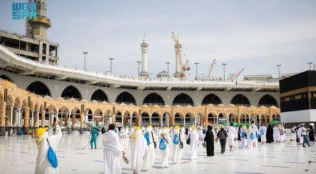 Makkah Sees Safe Arrival of Pilgrims as Hajj Begins