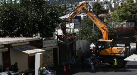 US Urges Israel to Stop Demolition of Palestinian Homes in Al-Quds