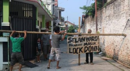 Indonesia Implement Emergency Community Activity Restrictions to Fight Covid-19