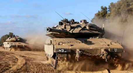 Israel Threatens to Carry Out Massive Ground Invasion in Gaza