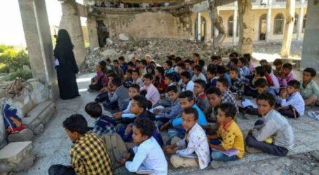 UN: Two Million Yemeni Children Cannot Go to School