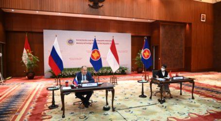 Indonesia Asks Russia to Help ASEAN Handle Pandemic, Myanmar Crisis