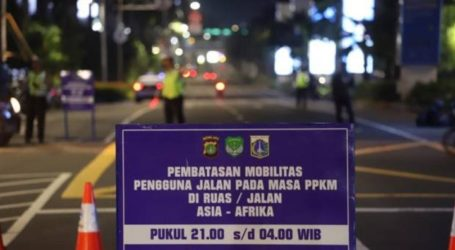 Indonesia Extends Activity Restrictions Emergency until the End of July