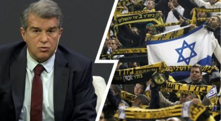 Barcelona Cancels Friendly Match in Jerusalem