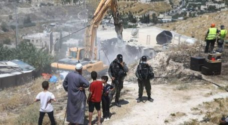 Palestine Urges UN to Stop Israeli Ethnic Cleansing