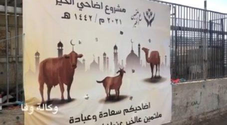 """Good Sacrifice"" Project in Bethlehem"