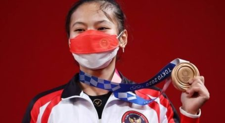 Indonesia Wins First Medal at Tokyo Olympics