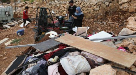 EU: Israel Displaces 595 Palestinians Since Beginning of 2021