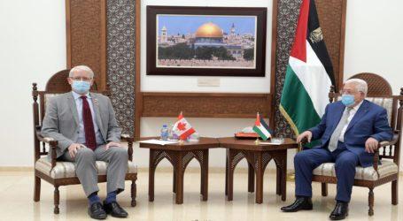 Palestinian President Stresses Importance of Political Horizon, Accelerating Gaza Reconstruction