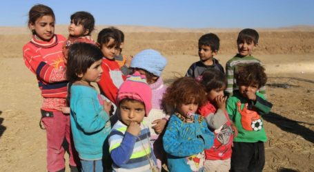 UNICEF: Water Scarcity in Iraq Impacts on Children