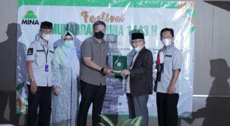 Imaam Yakhsyallah Receives Muhyiddin Hamidy Award 1443H/2021M