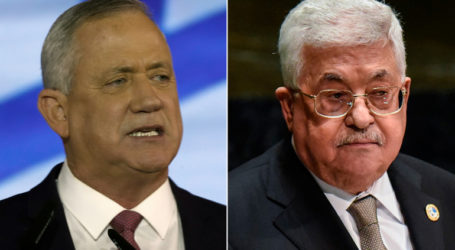 Israeli Defense Minister Meets Palestinian President for First Time