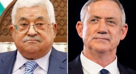 Palestinian Factions Denounce Abbas-Gantz Meeting