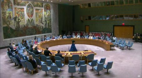 UN Security Council Adopts A Resolution About Afghanistan