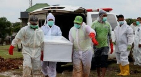 Indonesia Claims Covid-19 Cases Decrease Over Past Two Weeks
