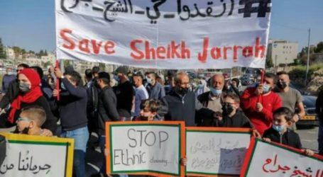 Israeli Court Postpones Decision to Expel Palestinian family in Sheikh Jarrah