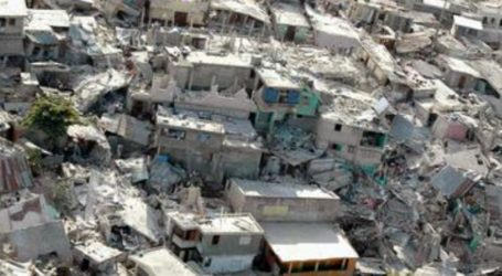 Death Toll from Heavy Earthquake in Haiti Rises to 2,189