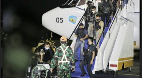 26 Indonesian Citizens from Afghanistan Arrives in Jakarta