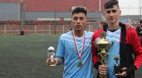 Israeli Bullet Ends Young Palestinian Footballer's Dream